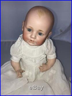 12 Antique Bisque Head German Baby Doll Kestner Baby Jean! Gorgeous