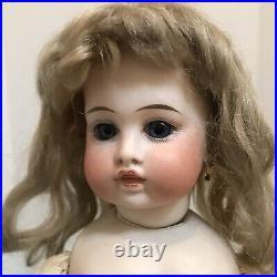 12 BRU Face GERMAN Antique Doll on BRU BODY