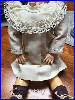 14.5 NICE Antique Toddler Chunky SIZE 2 KESTNER Doll Body. Clothing/Shoes