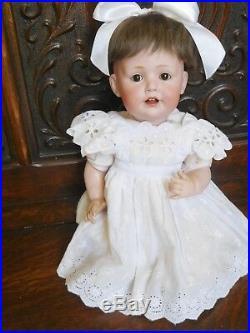 18 Kestner 247 Character Bisque Baby Doll