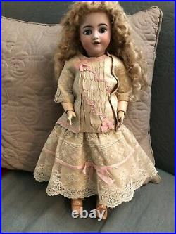 18 inch antique Santa doll, by Simon and Halbig, Stunning