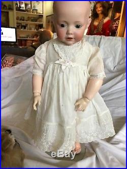 1914 KESTNER German 19 bisque HILDA toddler doll marked J. D. K jr 1914 C