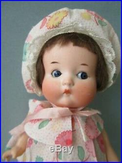 1925 Antique Vogue Bisque 10 Just Me Doll