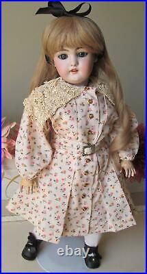 19 Antique German Simon & Halbig 1079 Doll DEP