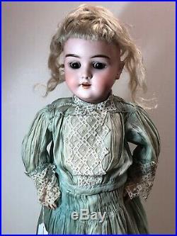 20.5 Antique German Simon & Halbig Heinrich Handwerck 119 10 1/2 Beautiful #SC5