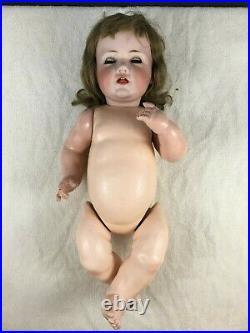 20 HILDA baby toddler doll 1914 KESTNER German JDK bisque head marked