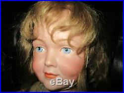 21 Antique Exceptional Model #520 Kley & Hahn Character Doll