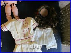 21 Kammer & Reinhardt 117A Character Doll Marked Head & Body All Original