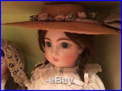 22 German Sonneberg 136 Child With French Jumeau Bru Type