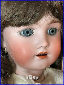 24 Antique German Simon & Halbig 3 1/2 Blue Sleep Eyes Blue Sleep Eyes #SC2