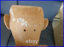 24 Antique Simon & Halbig Asian Doll, Great Head, Great Body