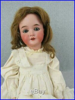 24 Antique bisque head composition German Armand Marseille QUEEN LOUISE Doll