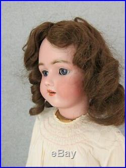 24 antique Bisque Head Composition German Handwerck Simon Halbig Doll SALE