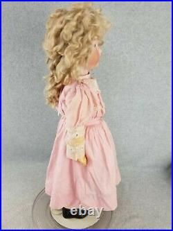 24 antique bisque head composition German Simon & Halbig Kammer Reinhardt Doll