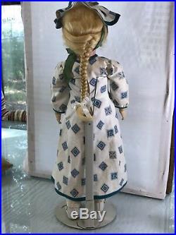 27 Antique German Bisque Head Doll K&R 403