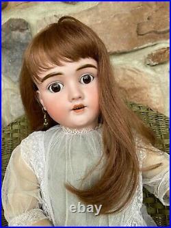 29 Antique Bisque Baby Doll Walkure Kley & Hahn German Original Germany