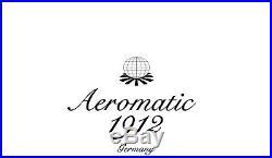 2. WW German Automatic Sextant v. Braun modified Aeromatic 1912 A1372