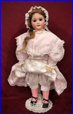 30 Antique German Bisque Doll Simon & Halbig 1079 BEAUTIFUL
