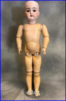 30 Inch Antique Kammer & Reinhardt KR 192 Bisque Doll Great Large Size