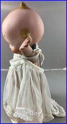 9 Antique German All Bisque Kestner Kewpie Doll! Rare! Beautiful! 18012