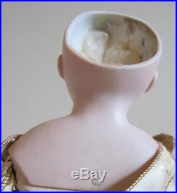 ANTIQUE closed mouth Kestner 20 Turned Shoulder Bisque Bebe 1880's No Damages