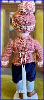 Antique 15 115A Kammer Reinhardt Phillip Perfect German Bisque Toddler Doll
