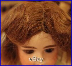Antique 15 German Bisque Kestner CM Pouty XI Doll withPerfect Bisque withEarly Body