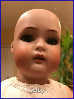 Antique 18 Simon & Halbig Doll