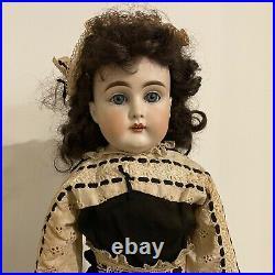 Antique 23 Kestner Doll 11 147 Bisque Head Kid Leather Darling Dolly Body