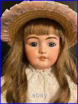 Antique 30 Doll Simon & Halbig 1079 14 1/2 DEP