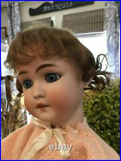 Antique Armand Marseille Queen Louise doll 3 day auction