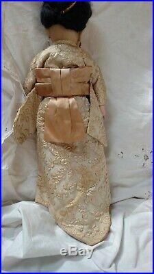Antique Bisque Doll Dep Orientals & H 1129 24