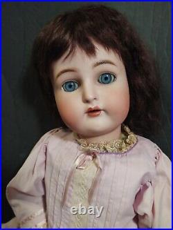 Antique Doll German Bisque 28 Kr Simon Halbig Kammer Reinhardt 76