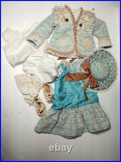 Antique Doll German Doll Character Baby 122 Kr S & H Speaker Body 17