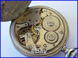 Antique Early 1900s DOXA German. 800 Pocket Watch