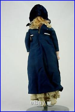 Antique Early German Kestner Doll with Swivel Head ca1890