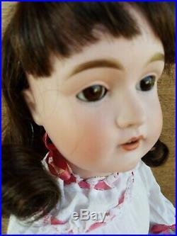 Antique GERMAN KESTNER 22 Bisque head Child Doll 162