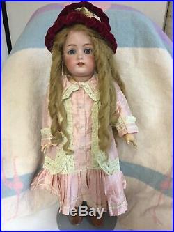 Antique German 20 J D Kestner 214 Character Girl