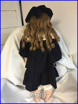 Antique German 27 Doll By Franz Schmidt, Head By Simon & Halbig