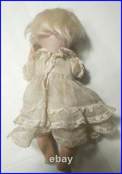 Antique German Bisque Baby Kr 121 Simon Halbig 5 Piece Body My Little Darling
