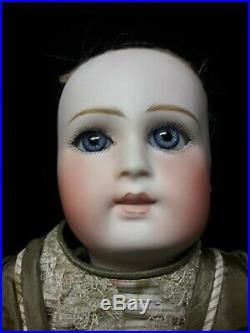 Antique German Bisque Doll, Belton Type, Sonnenberg