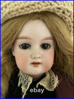 Antique German Bisque Floradora Doll 18