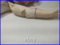 Antique German Bisque Kestner Leather Body 22 Perfect Hands