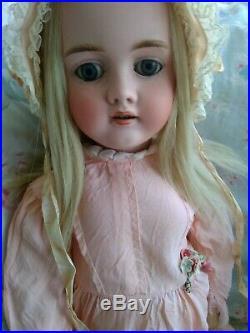 Antique German Doll Kley and Hahn Walkure Kestner 24