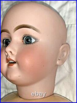 Antique German Handwerck Dep 109-12 N Germany H 4 Doll 23