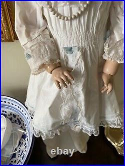 Antique Kammer Reinhardt KR 117n bisque doll flirty eyes