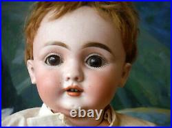 Antique Kestner 20 Bisque Doll Mold 143 Ball Jointed Wrist P1425