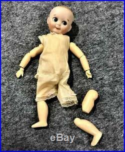 Antique Kestner J. D. K 221 Googly-Googlie eyes doll bisque
