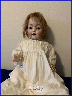 Antique Konig & Wernicke Character Baby Doll German Bisque 99/12 21
