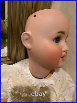 Antique Schoenau & Hoffmeister SH Star PB 914 13 Large Bisque Doll Germany 30